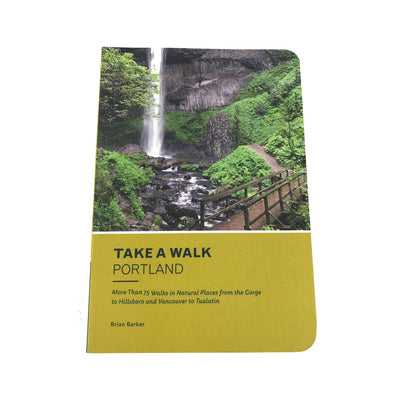 Take a Walk Portland Book