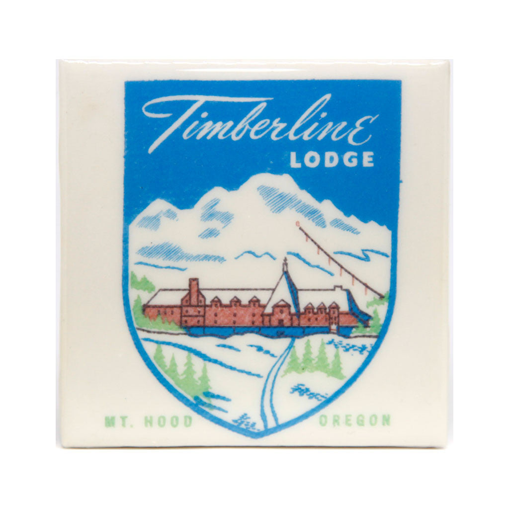 Timberline Lodge coaster