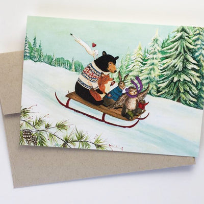 Wintry Tantivy Card