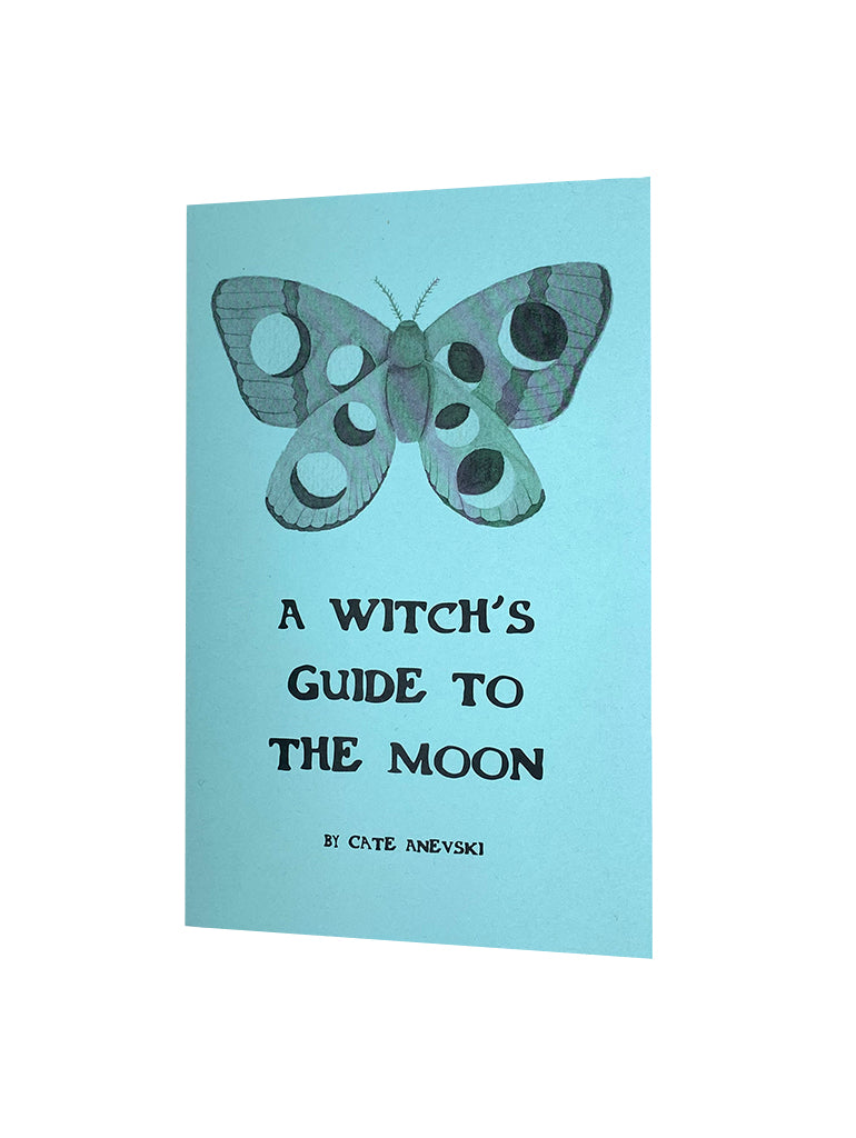Witches Guide to the Moon Zine