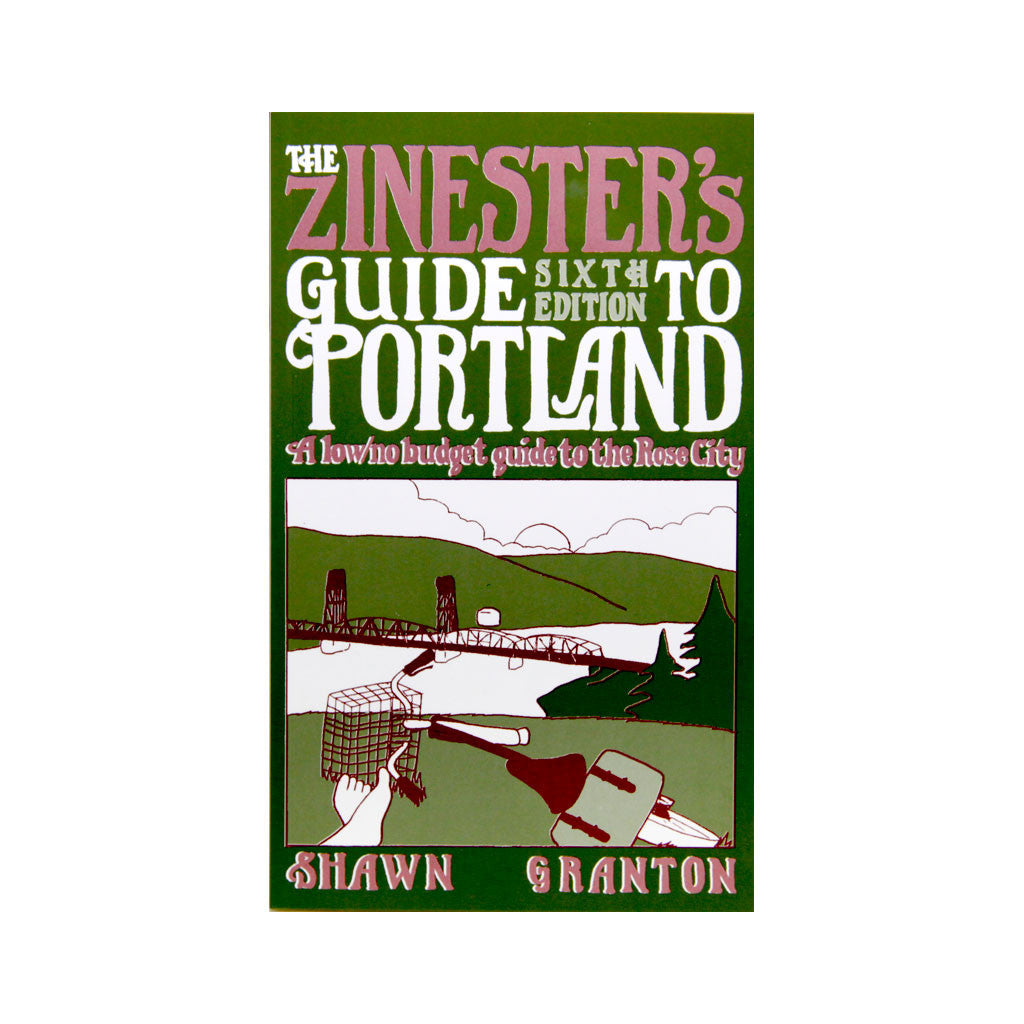 Zinester's Guide to Portland book