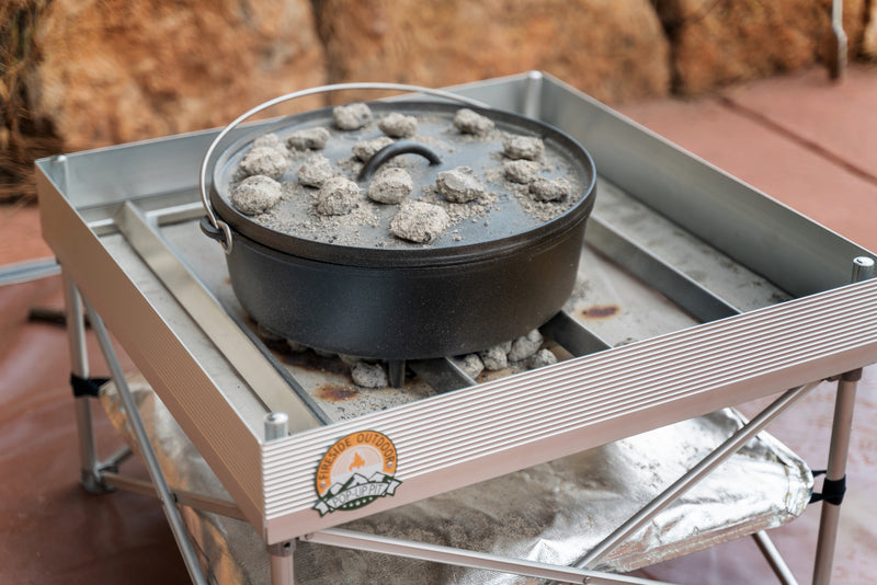 Frontier Grates - Dutch Oven Accessory For The 24
