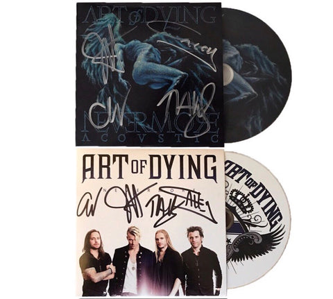 Nevermore, Nevermore Acoustic Signed Bundle