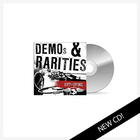 Demos & Rarities CD