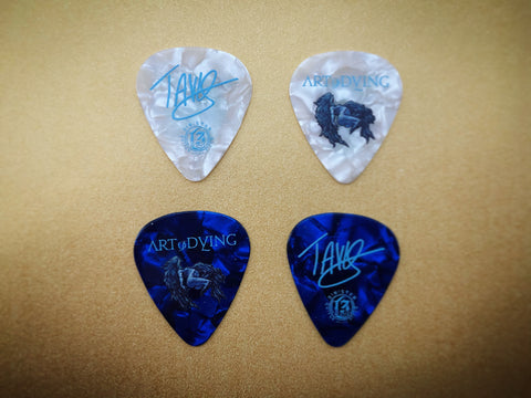 Nevermore Picks 4 Pack