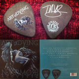 Nevermore Acoustic CD & picks