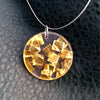 Regency Gold Necklace - Circle
