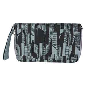 Cityscape - Travel Wallet