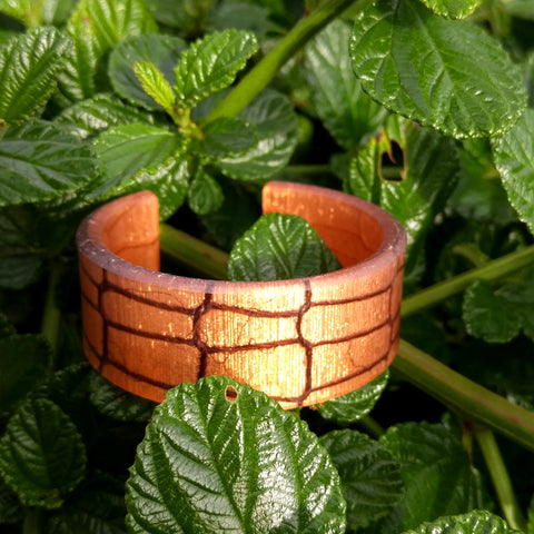 Lasso Coal Copper Cuff