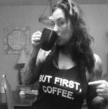 but first, coffee shirt