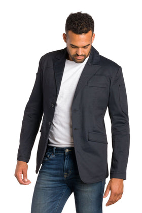 Aspen | Unlined Cotton Blazer