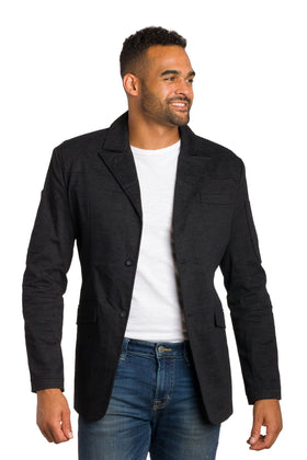 Alaska | Unlined Cotton Blazer