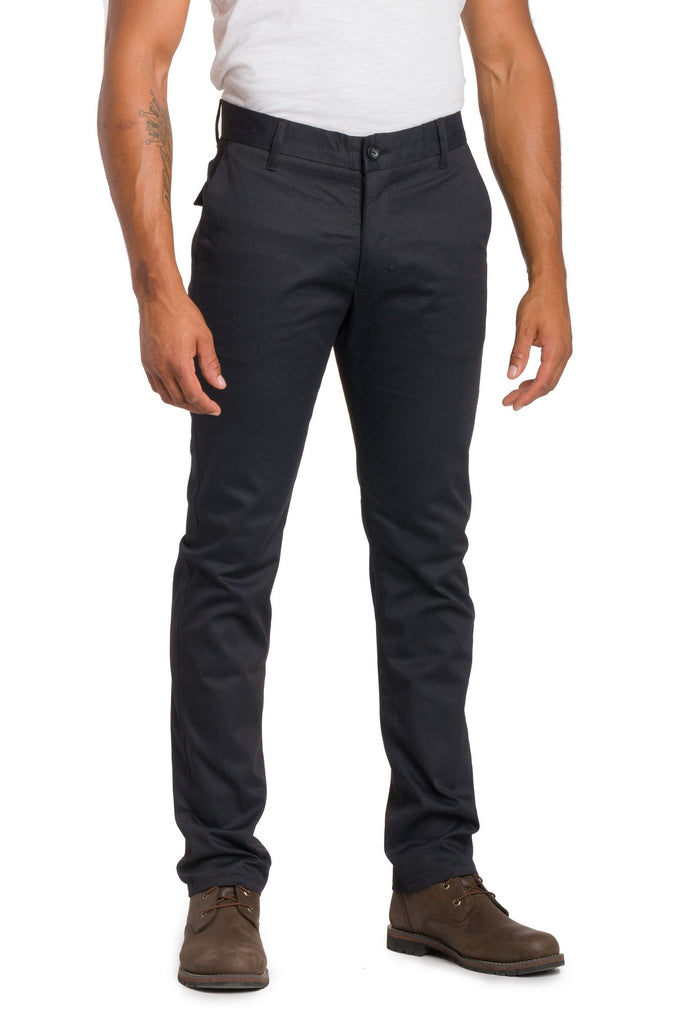 Denver | Men's Casual Twill Cotton Pant With Print