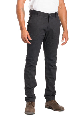 Klondike | Men's Casual Twill Cotton Pant With Print