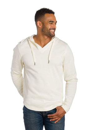Leopold | Men's Hooded Pullover Shirt