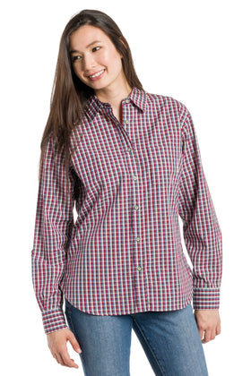 Arwen | Long Sleeve Button Up Shirt