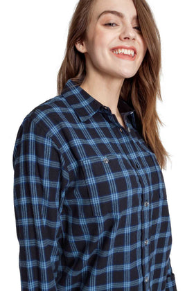 Binx | Women's Flannel Shirt