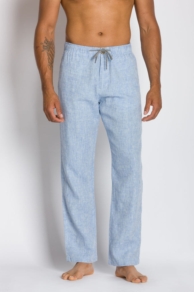 Carter | Men's Linen Pants