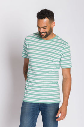 Globetrotter | Men's Short Sleeve Jersey T-Shirt