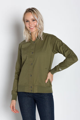 Piper | Stretch Twill Jacket