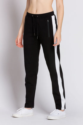 Hailey | Lightweight French Terry Track Pant