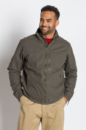 Roosevelt | Men's Canvas Lined Jacket