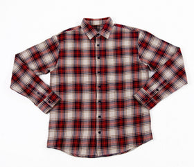 Collins | Men's Plaid Woven Shirt