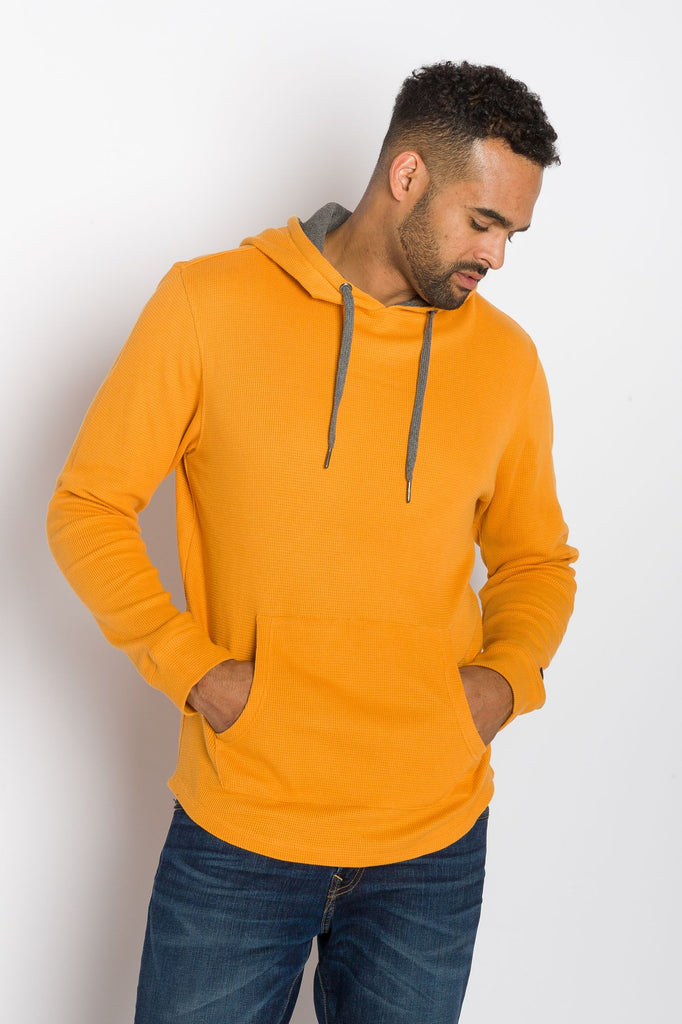 Cody | Mens Thermal Knit Hoodie
