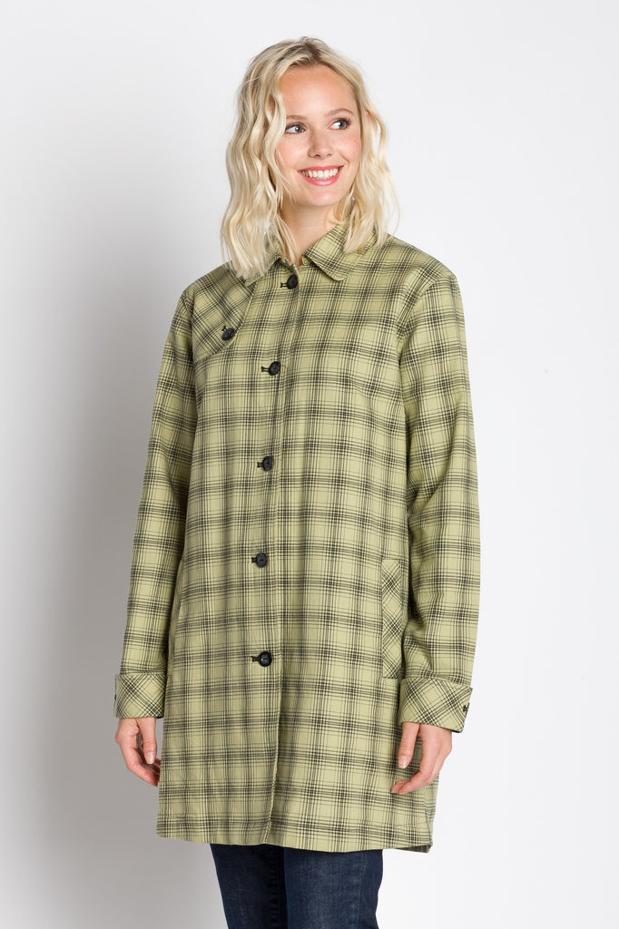 Darby | Women's Long Sleeve Packable Raincoat