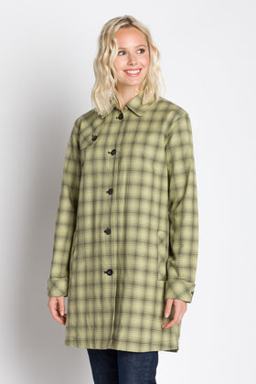 Darby | Long Sleeve Packable Raincoat