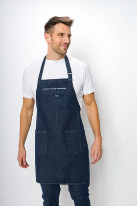 Gordon | Denim Apron