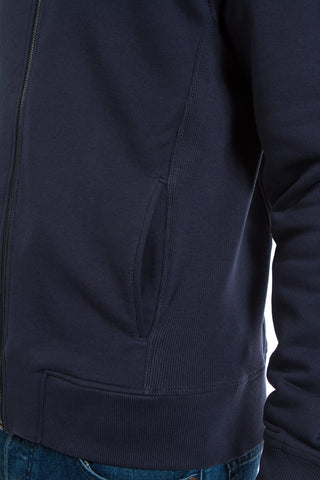 Joel Baseball Jacket - Ably Apparel 100% Cotton | Repels Liquid, Odors and Stains