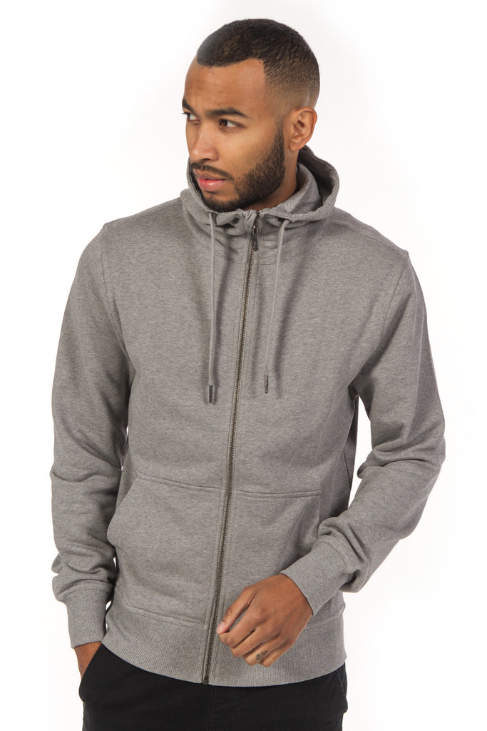 Robert | Men's Zip-up Hoodie