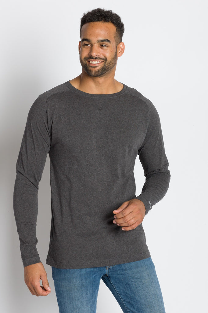 Papa | Raglan Long Sleeve Tee