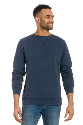 Alonzo | Men's Grindle Crew Neck Sweatshirt