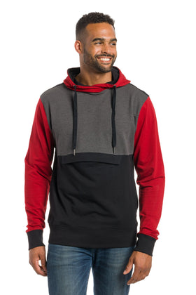 Blake | Men's Pullover Hooded Sweatshirt