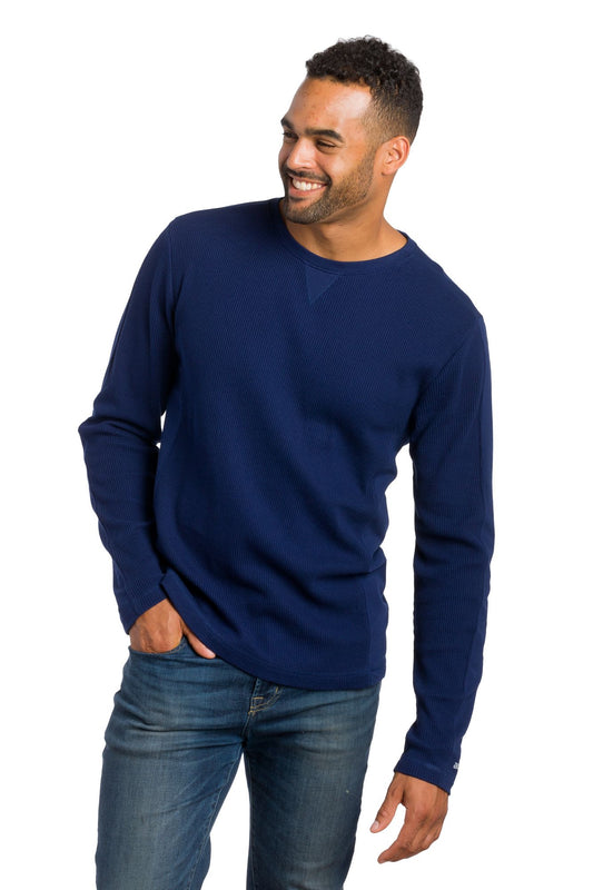 Luxor | Thermal Pullover Crew Neck Shirt