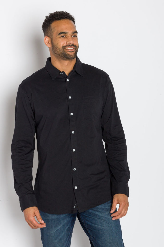 Glenn | Men's Knit Shirt