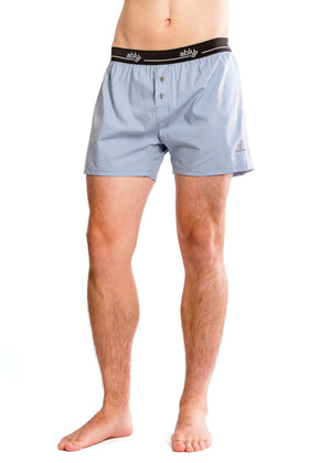 Vacation | Men's Gingham Woven Boxer Shorts