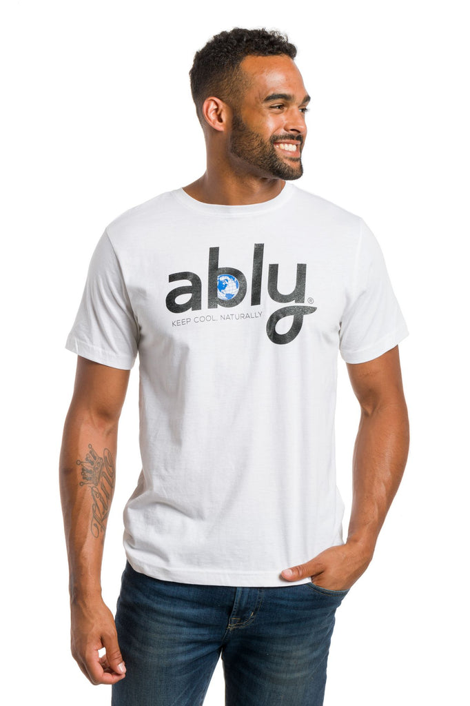Ably Globe |  Men's Keep Cool Naturally T-Shirt