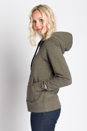 Apphia | Women's Full Zip Hooded Jacket