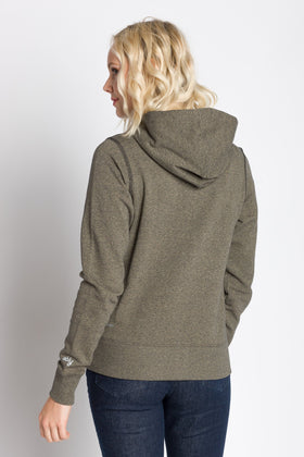 Apphia | Full Zip Hooded Jacket