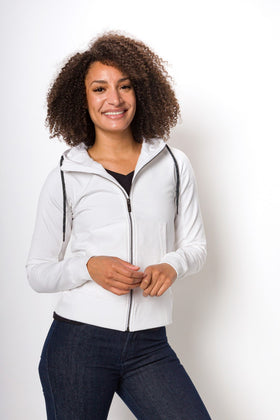 Michele | Women's Fleece Hoodie