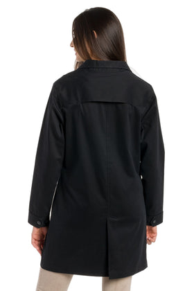 Cyrene | Knee Length Top Coat