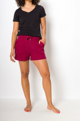 Lazy Day | Women's Thermal Lounge Shorts