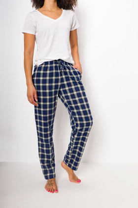 Vega | Women's Flannel Lounge Pants