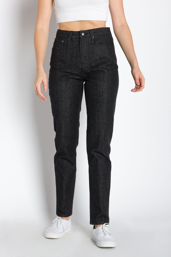 Elysia | Straight Fit Denim Jeans