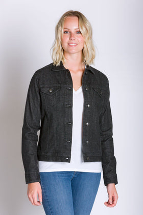 Ruby | Women's Denim Jacket