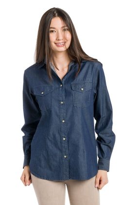 Chantilly | Denim Shirt