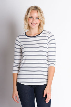 Jax | Women's Three-Quarter Sleeve Top